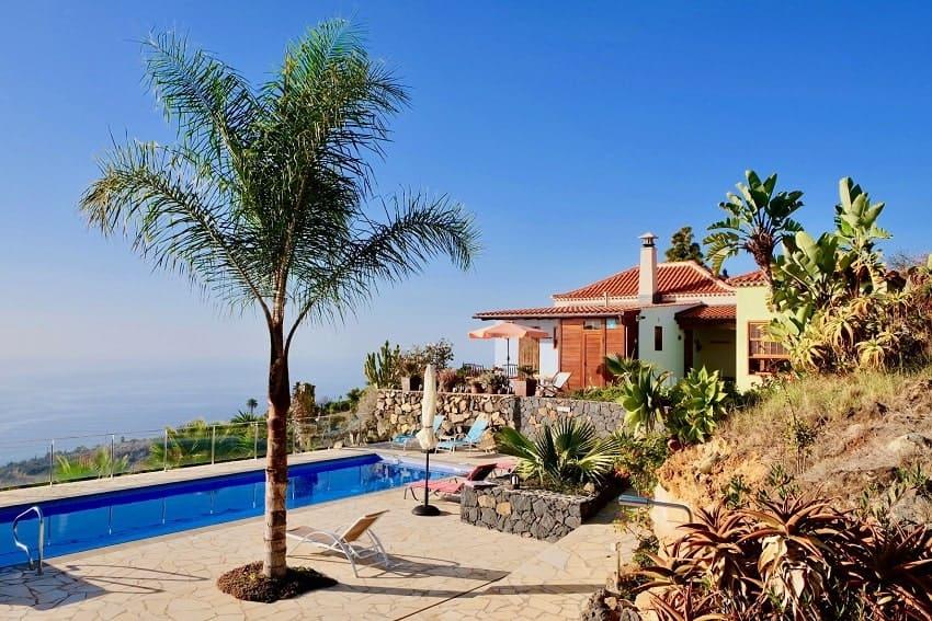Villa Tigotan, La Palma