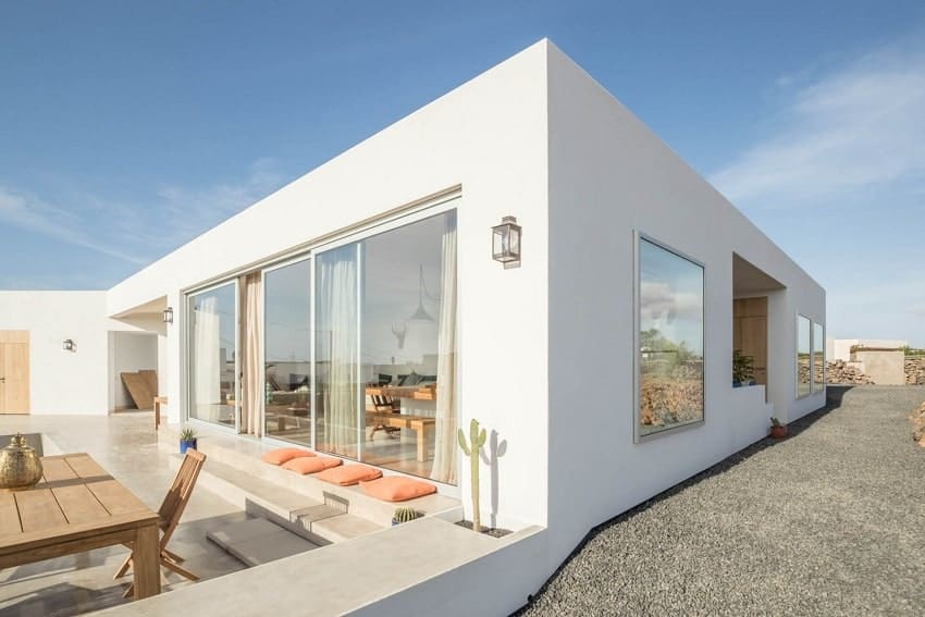 Villa Triangolo, Fuerteventura