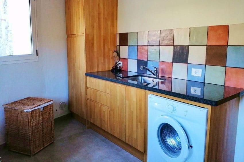 Washroom, Casa Albersequi, Holiday Home La Gomera