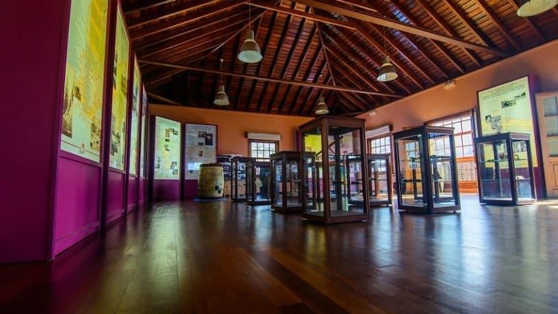 Weinmuseum La Palma, Las Manchas