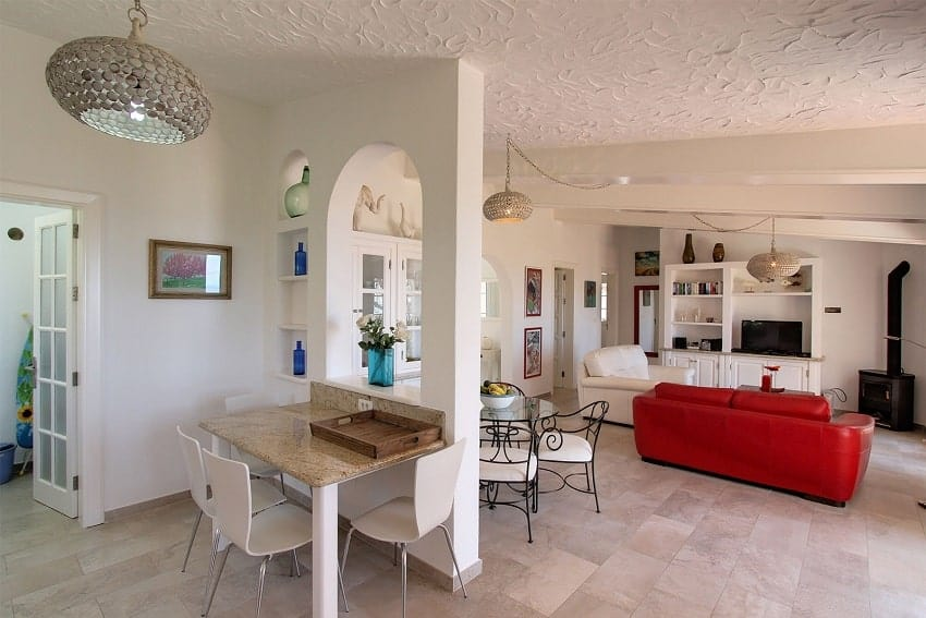 Living and Dining Room, Casa Calma, Holiday Home La Palma