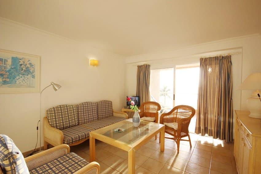 Wohnbereich, Apartment La Regata 2b, Apartment Puerto Naos