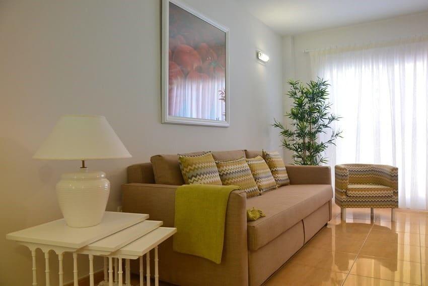 Living Area, Apartment Miramar 1, Apartment La Gomera