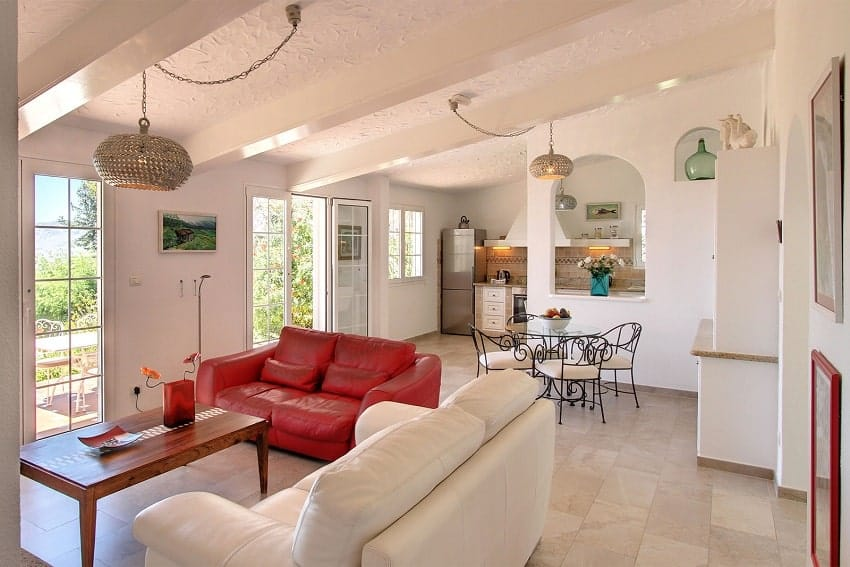 Living Area, Casa Calma, Holiday Home La Palma