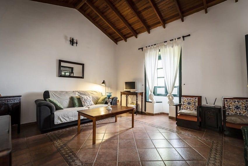 Living Area, Casa Eliseo, Holiday Home La Gomera