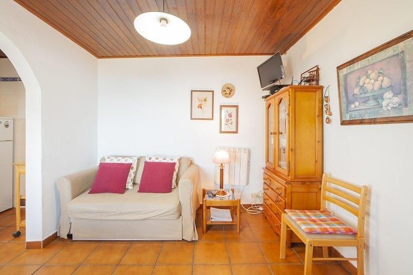 Living Area, Casa Emilia, Cozy Holiday Home La Palma