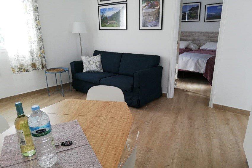 Living Area, Casa Lita, Holiday Cottage La Gomera