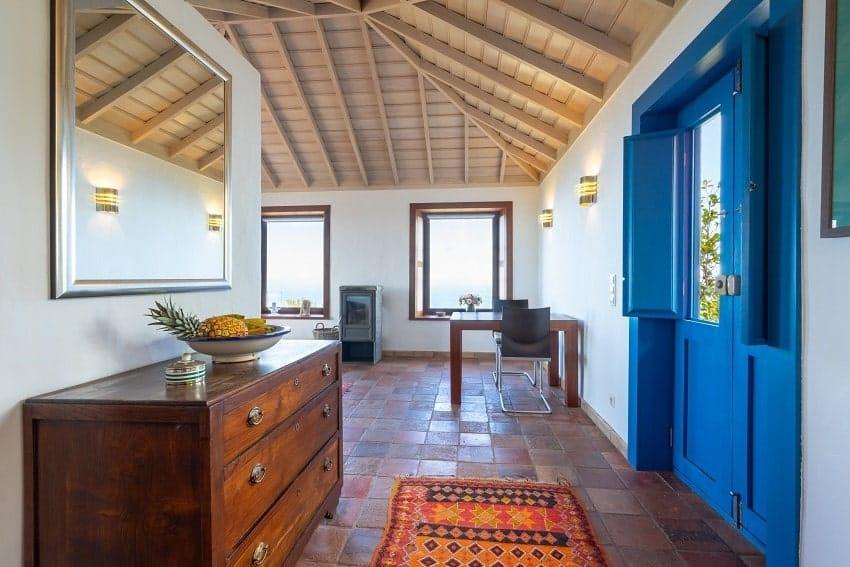 Living Area, Pabellón de Miramar, La Palma