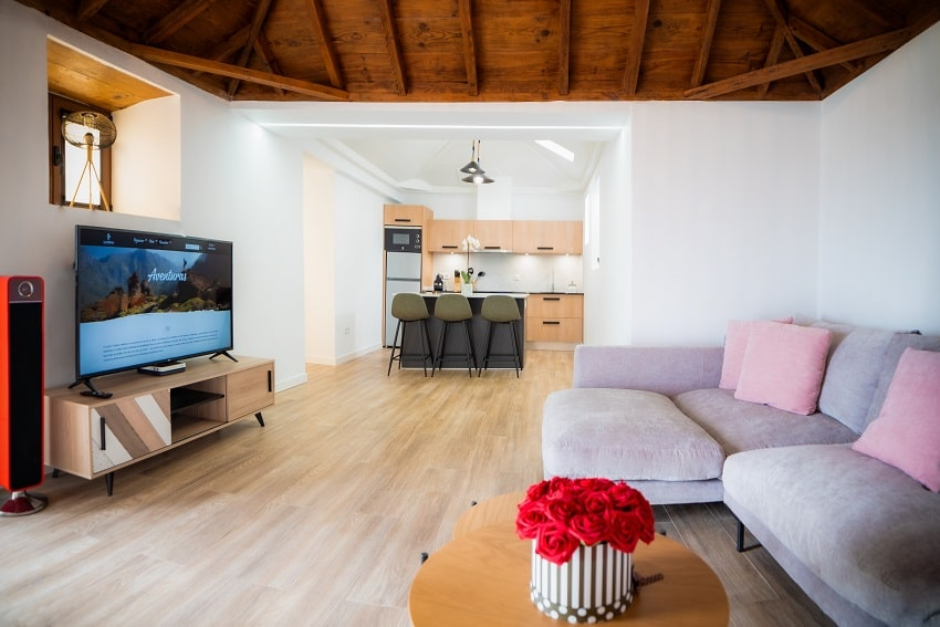 Living Area, V&C Luxury Village, Los Cancajos