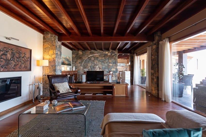 Living Area, Villa Atlanntes, Fuerteventura