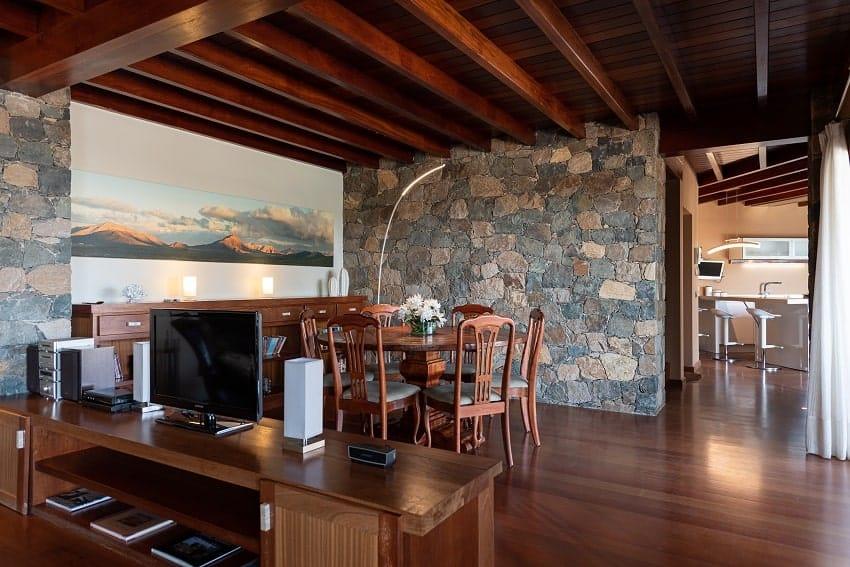 Living Area, Villa Atlanntes, Villa Fuerteventura