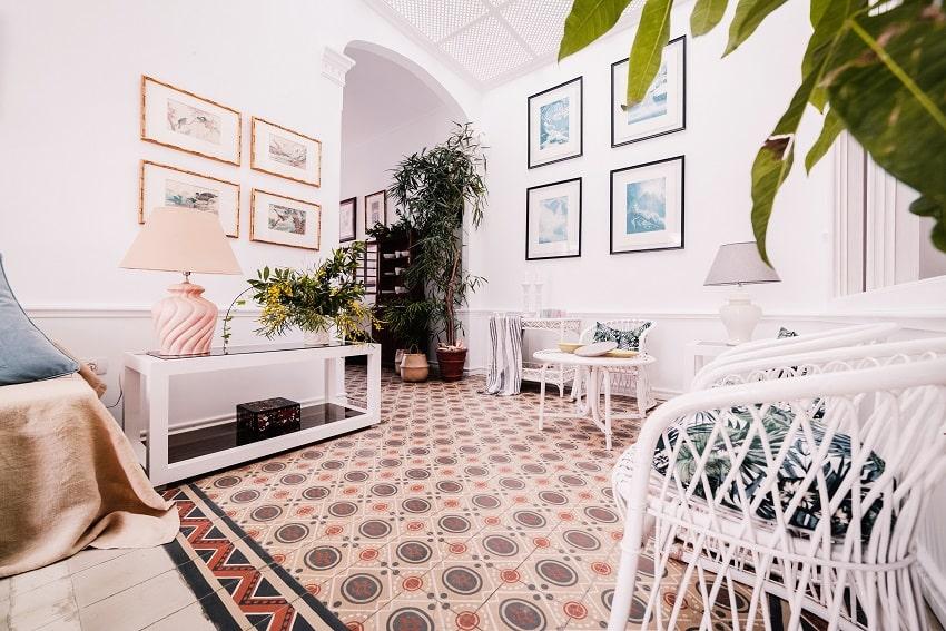 Living Area, Villa Imperial, La Palma Villa