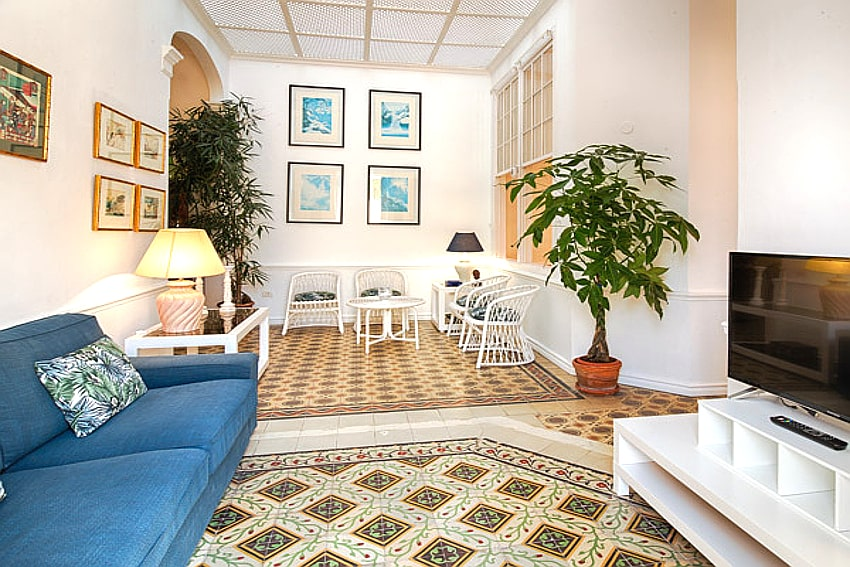 Living Area, Villa Imperial, Tazacorte