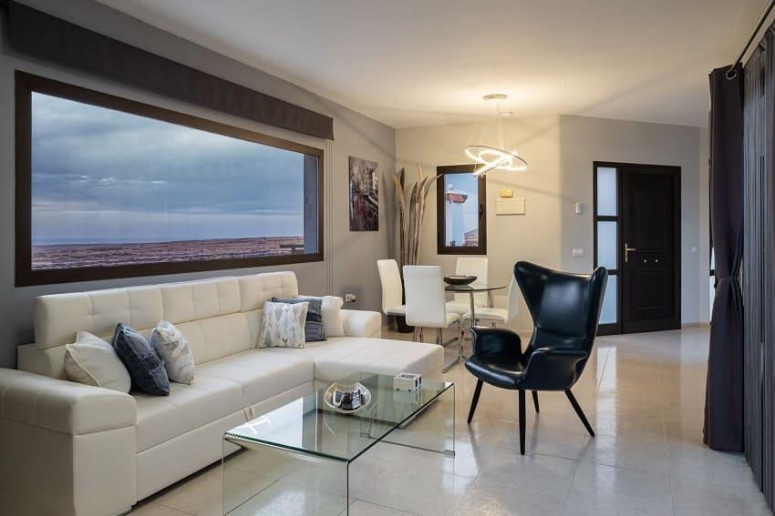 Wohnbereich, Villa Kira, Fuerteventura