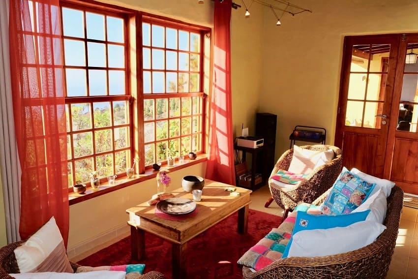 Living Area, Villa Tigotan, Villa La Palma