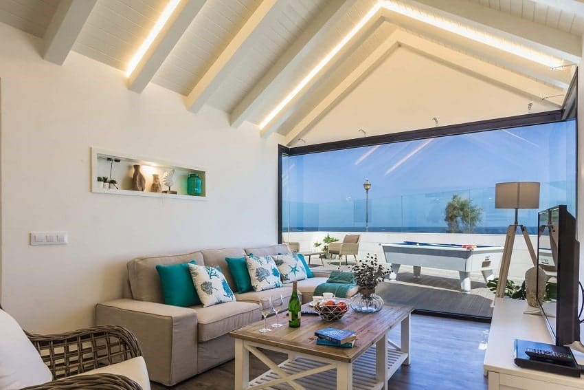 Living Area, Villa del Mar, Caleta de Fuste