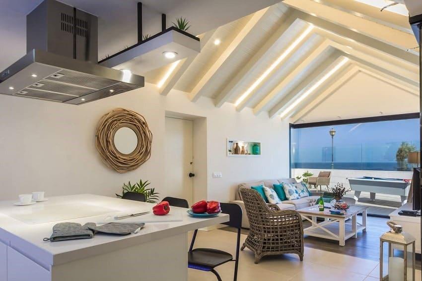 Living Area, Villa del Mar, Villa Caleta de Fuste