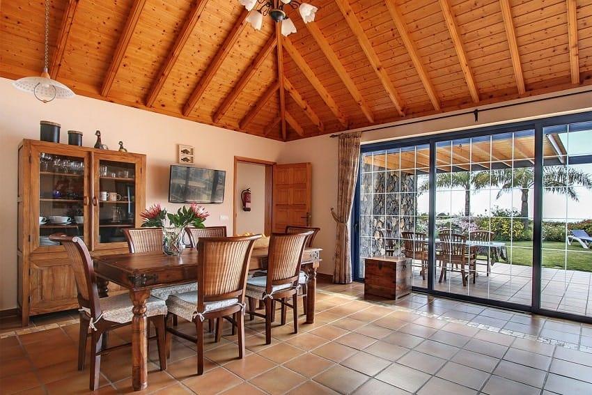Living Room, Casa Amalia, Holiday Cottage La Palma