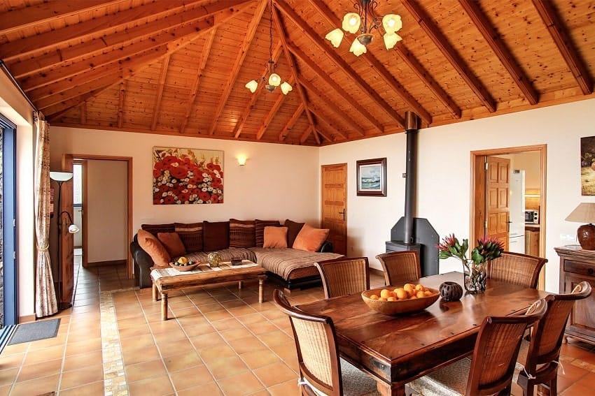 Living Area, Casa Amalia, La Palma
