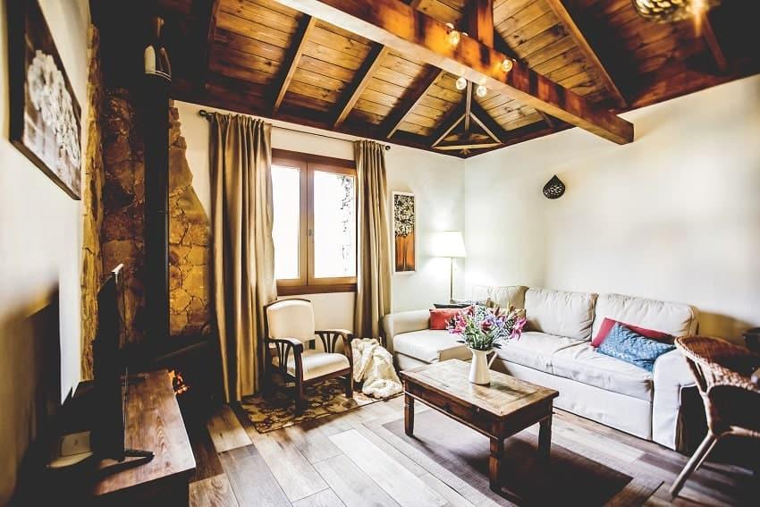 Living Room, Casita de Papel, Holiday Home La Gomera