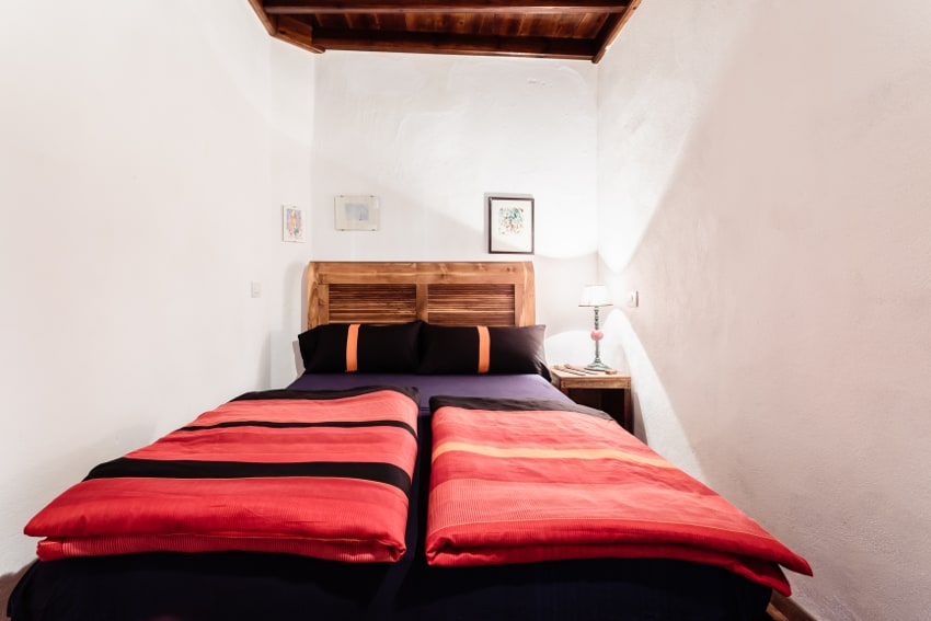 Spain - Canary Islands - La Palma - Tazacorte - Casa Havana - Studio in the lower part with double bed